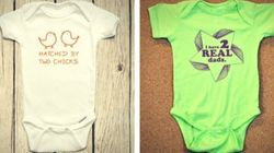 23 Adorable Baby Onesies To Celebrate Pride Loud And