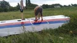 Photos Emerge Of Malaysia Airlines Crash In Eastern