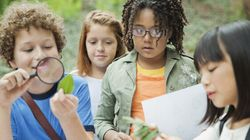 Why Learning Outside in Nature Is Good for Teachers and