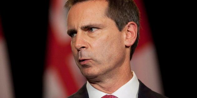 Dalton McGuinty Now A Lobbyist, And There's Nothing Wrong With That, Liberals