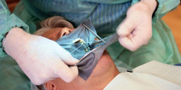 Regina Dental Patients Going To