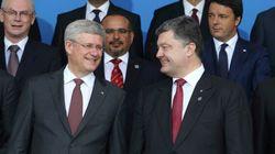 Ukraine's President Takes Up PM's