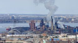 U.S. Steel Canada Files For