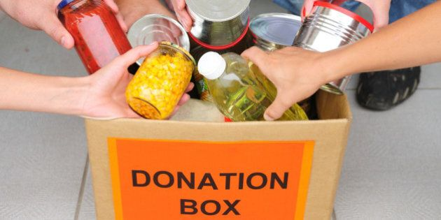 Canadian Food Bank Use Rising Among Children, Seniors: