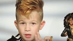 The First Boy In A Barbie Ad Is 'So