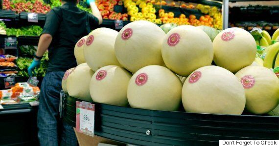 Check Your Melons, Says New B.C. Breast Cancer