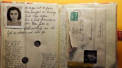 Anne Frank's Diary Now Has A Co-Author, And A Longer