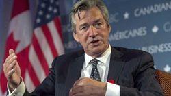 Outgoing Ambassador To U.S. Lines Up New