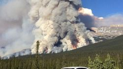 Alberta Forest Fires Are Not Messing