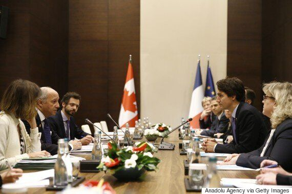 Trudeau To G20 Leaders: Canada To Be Active In ISIS Fight, But Not With