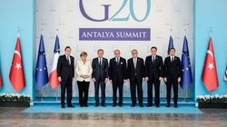 G20 Leaders Mull Response To Paris Attacks, But Next Steps