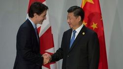 China Praises Trudeau's Father, PM Vows To Strengthen