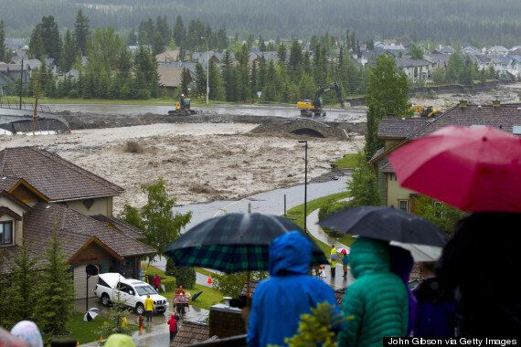 Climate Change: Floods In Canada Are Going To Get