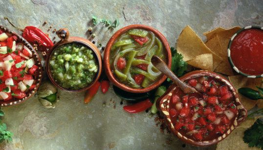 ► 17 Delicious Mexican Foods You're Probably