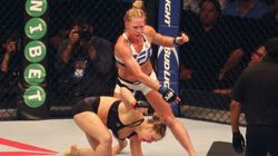 Holly Holm Upsets Ronda Rousey To Take UFC Bantamweight
