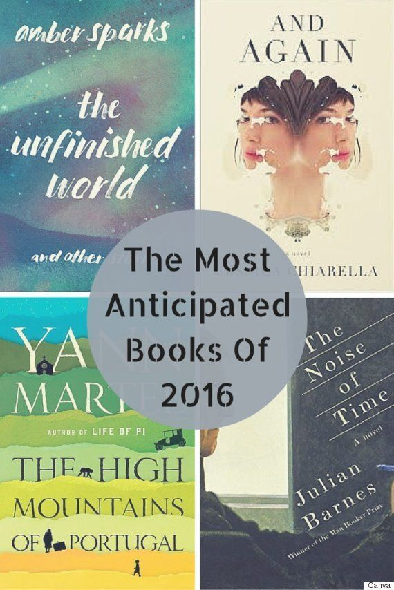 The Most Anticipated Books For