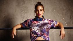 Ashley Graham Works Up A Sweat In New Fitness
