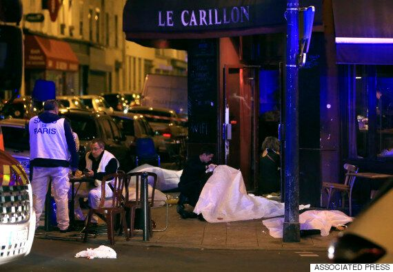 ISIS Paris Attacks: Islamic State Group Claims Responsibility For Co-Ordinated
