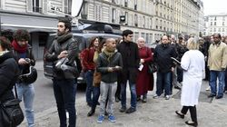 Long Lines At Clinics In Paris As People Rush To Donate