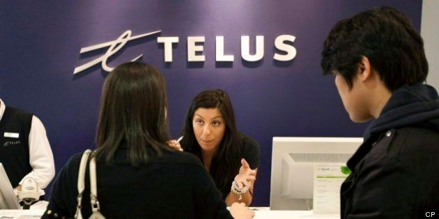 Telus Transparency Report: 103,500 Customer Data Requests Last Year, Or 283 Per