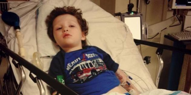 Health Canada Rules Require Liam McKnight, Child With Epilepsy, To Smoke