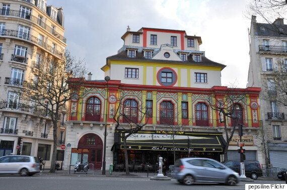 Le Bataclan Is A Historic Paris Theatre Now Gripped By A Hostage