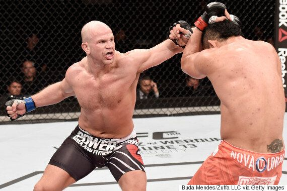 Ryan Jimmo, Former UFC FIghter, Killed In Edmonton Hit And