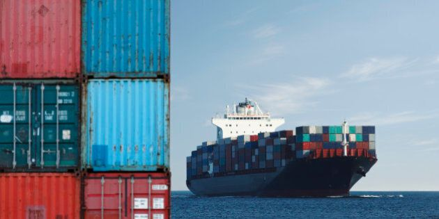 Shipping Containers and
