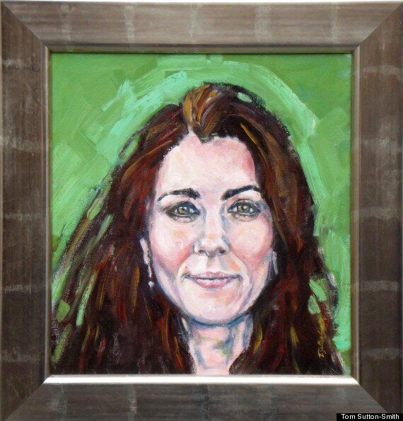 New Kate Middleton Portrait Reportedly Excites Duke And Duchess Of