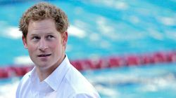 Prince Harry Now Heads Up U.K.'s World Cup