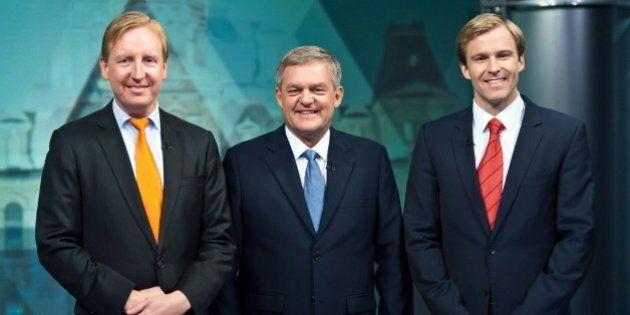 New Brunswick Election 2014: Leaders Spar In Final