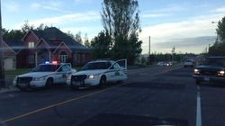 A Chilling Scene In Moncton As Police Seek Shooter