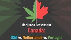 LOOK: Weed Lessons For Canada From Holland, Portugal,