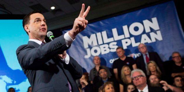 Tim Hudak Made $2.15 Billion Platform Mistake, Liberals