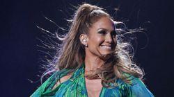 JLo Resurrects Famous Grammy