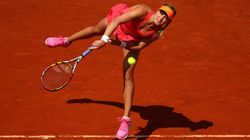 Eugenie Bouchard Makes History At French