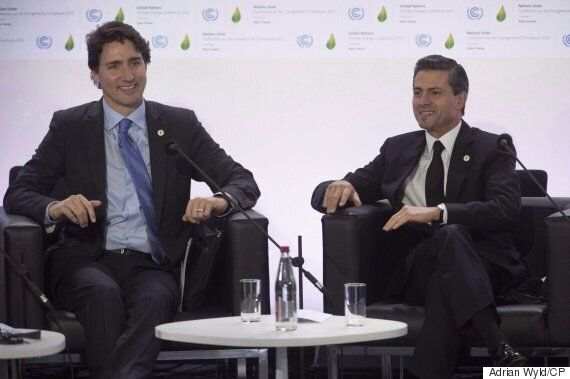 Trudeau Must Push Pena Nieto At 'Amigos Summit': Human Rights