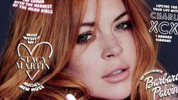 Lindsay Lohan Looks So