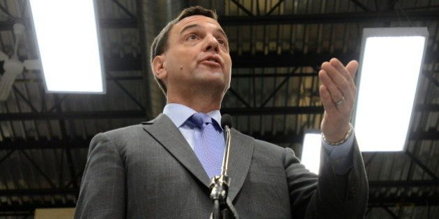 Ontario Election 2014: Hudak Suggests Liberals Cut Deal With OPP