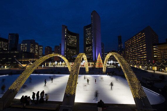 Lace Up Your Skates: The Top 10 Ice Rinks In