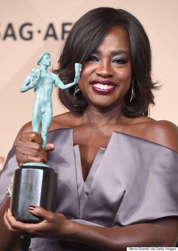 The SAG Awards Show The Oscars How It's