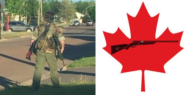 Gun Lobby Says Moncton Shooting Is Proof Canada's Firearms Laws Are