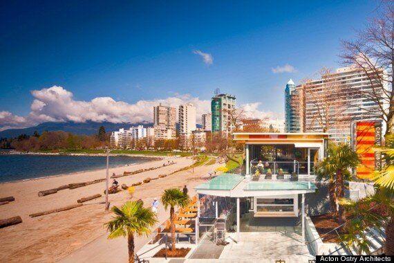 Vancouver Urban Design Awards Showcase Visionary Buildings