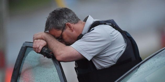 RCMP Shootings Remind Us Officers Are Very, Very