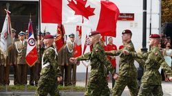 Canadian Soldiers May Be Hiding Health