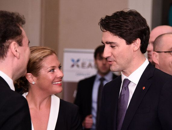 Justin Trudeau: Prime Minister's Spouse Shouldn't Have A Defined
