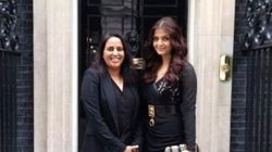 Aishwarya Rai Looks Stunning In Black And