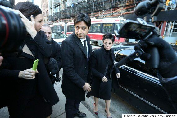 Jian Ghomeshi Trial Begins In
