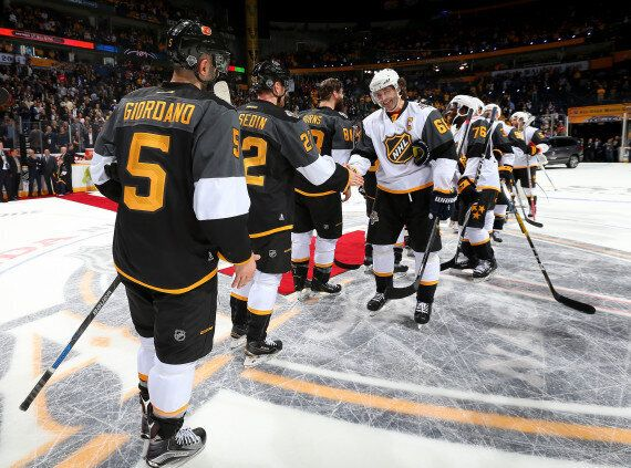 John Scott Named MVP Of NHL All-Star