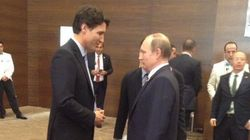 Trudeau Signals He Won't Be Telling Off Putin At NATO